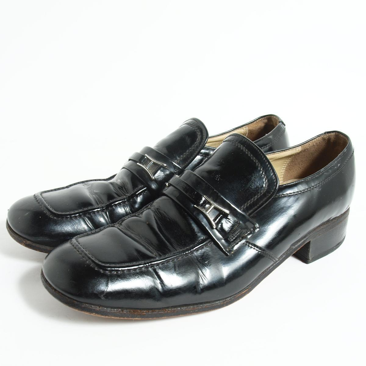fcf35c198cb VINTAGE CLOTHING JAM  Town craft JCPENNEY S bit loafer 9.5D men 27.5 ...