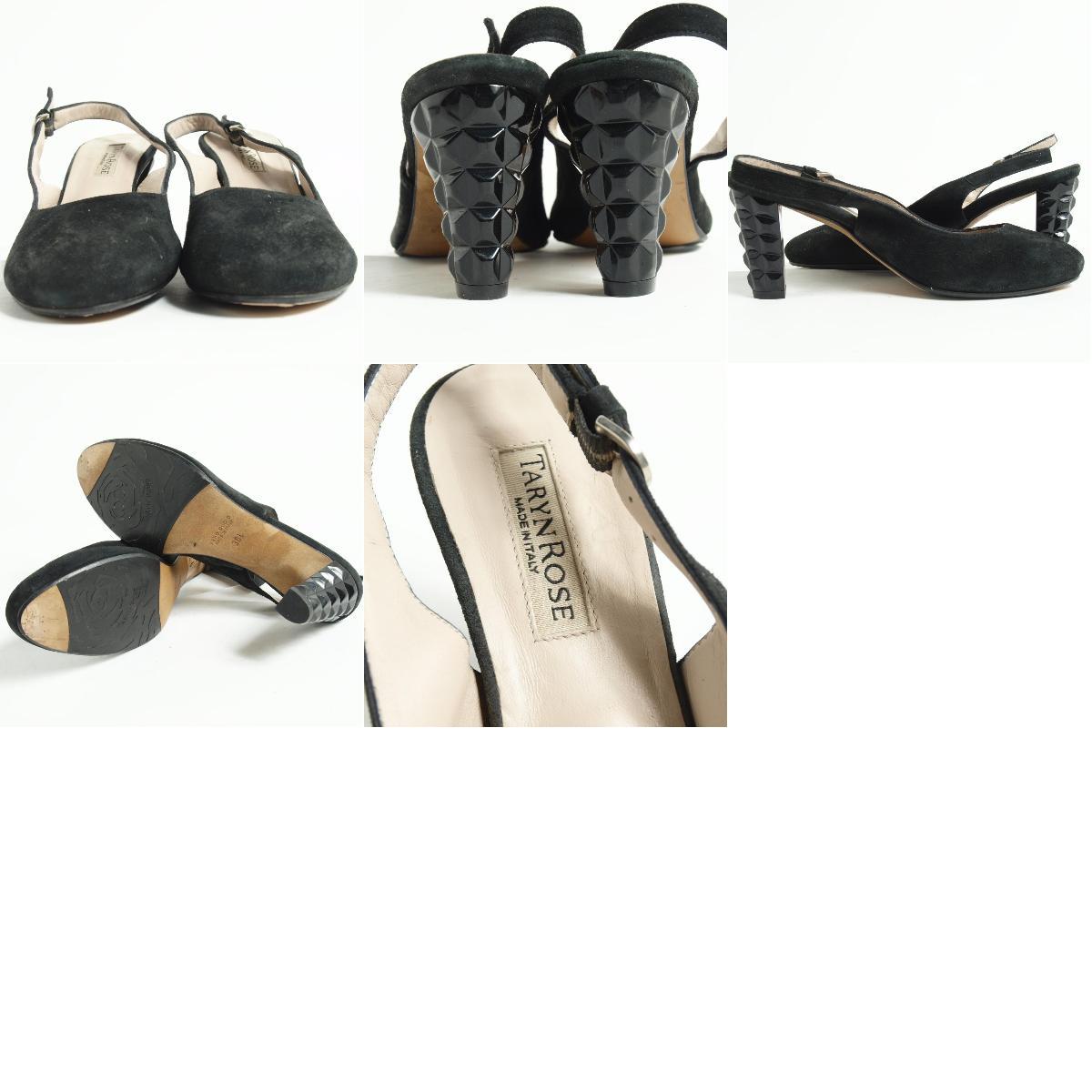9e551df708c6 Vine Clothing Jam Sandals 36 5 Lady S 23 5cm Taryn Rose Bok9953