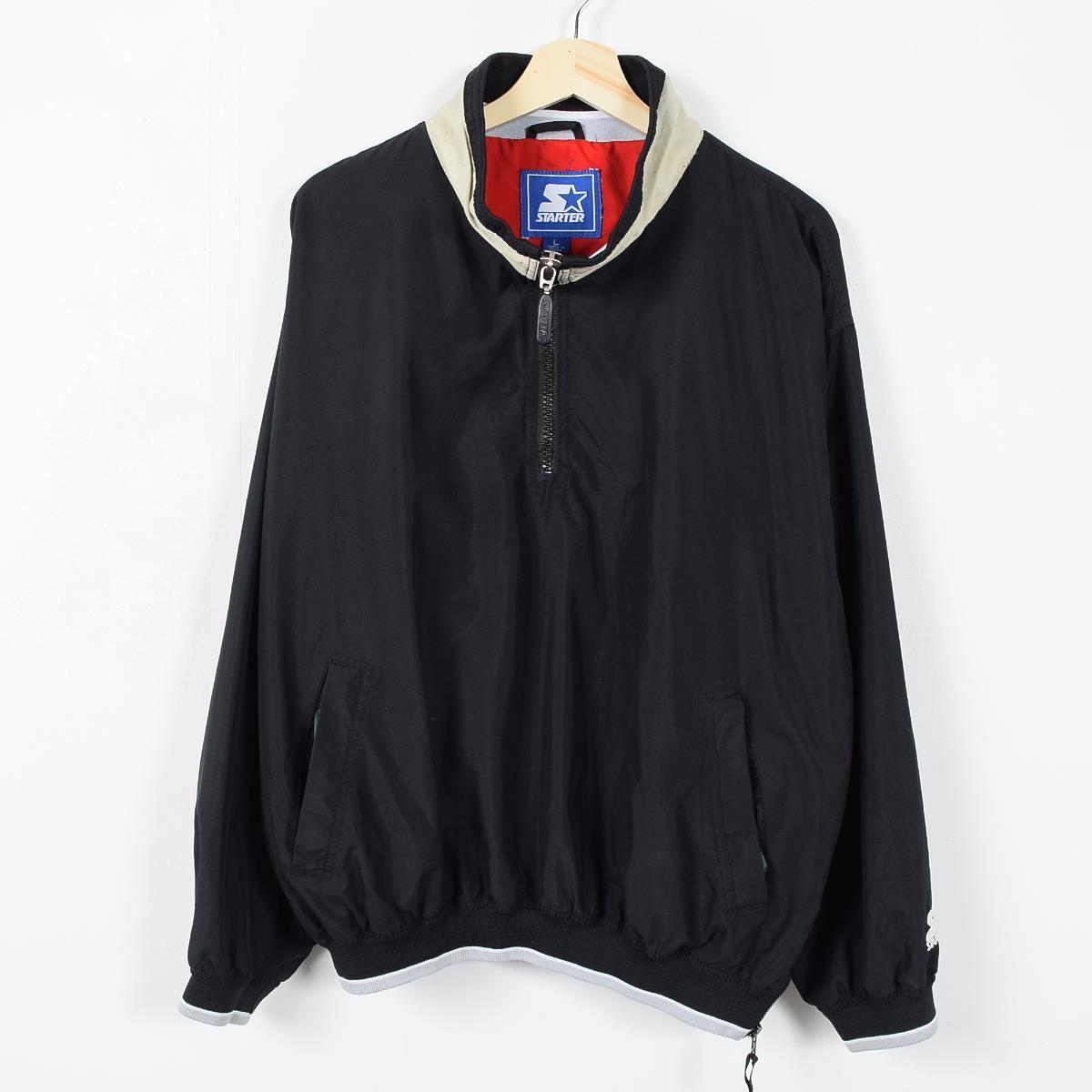 VINTAGE CLOTHING JAM | Rakuten Global Market: Starter half zip ...