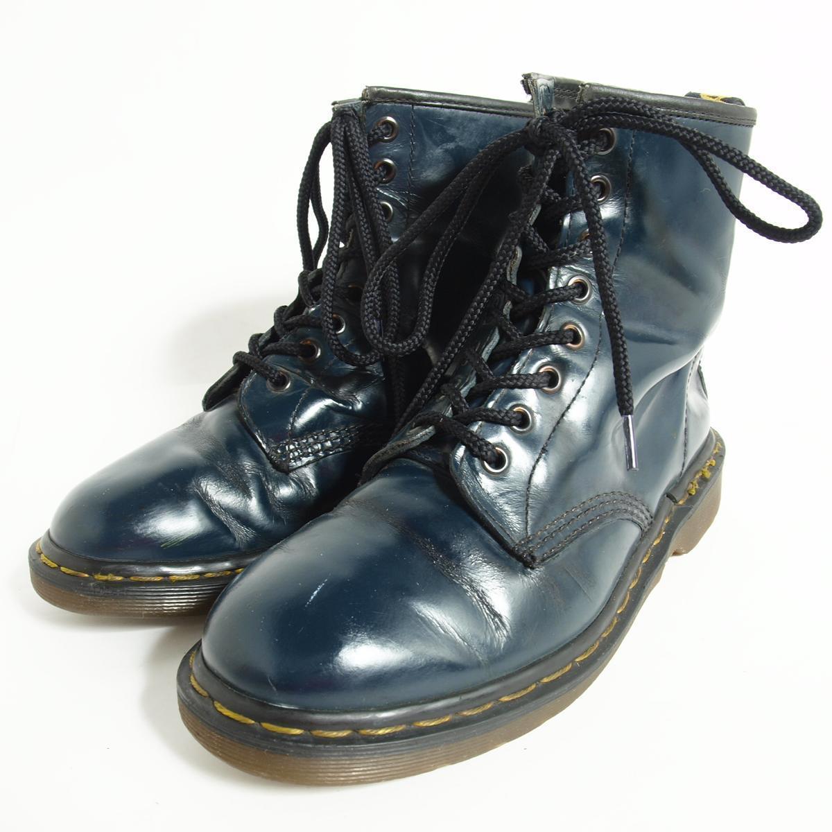 ドクターマーチン 英国製 8ホールブーツ UK6.5 メンズ25.0cm Dr.Martens /bol1364 【中古】 【170522】【SS1806】