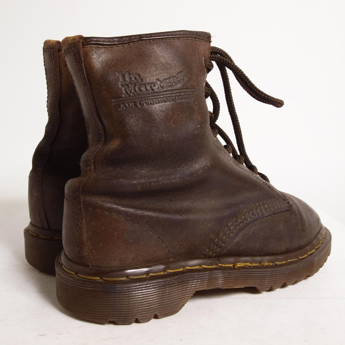 8 hall boots UK5 Lady's 23.5cm Dr.Martens /bol1461 made in the doctor Martin U.K.