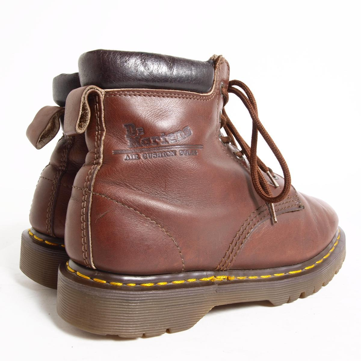 6 hall boots men 25.0cm Dr.Martens /bol1878 made in the doctor Martin U.K.