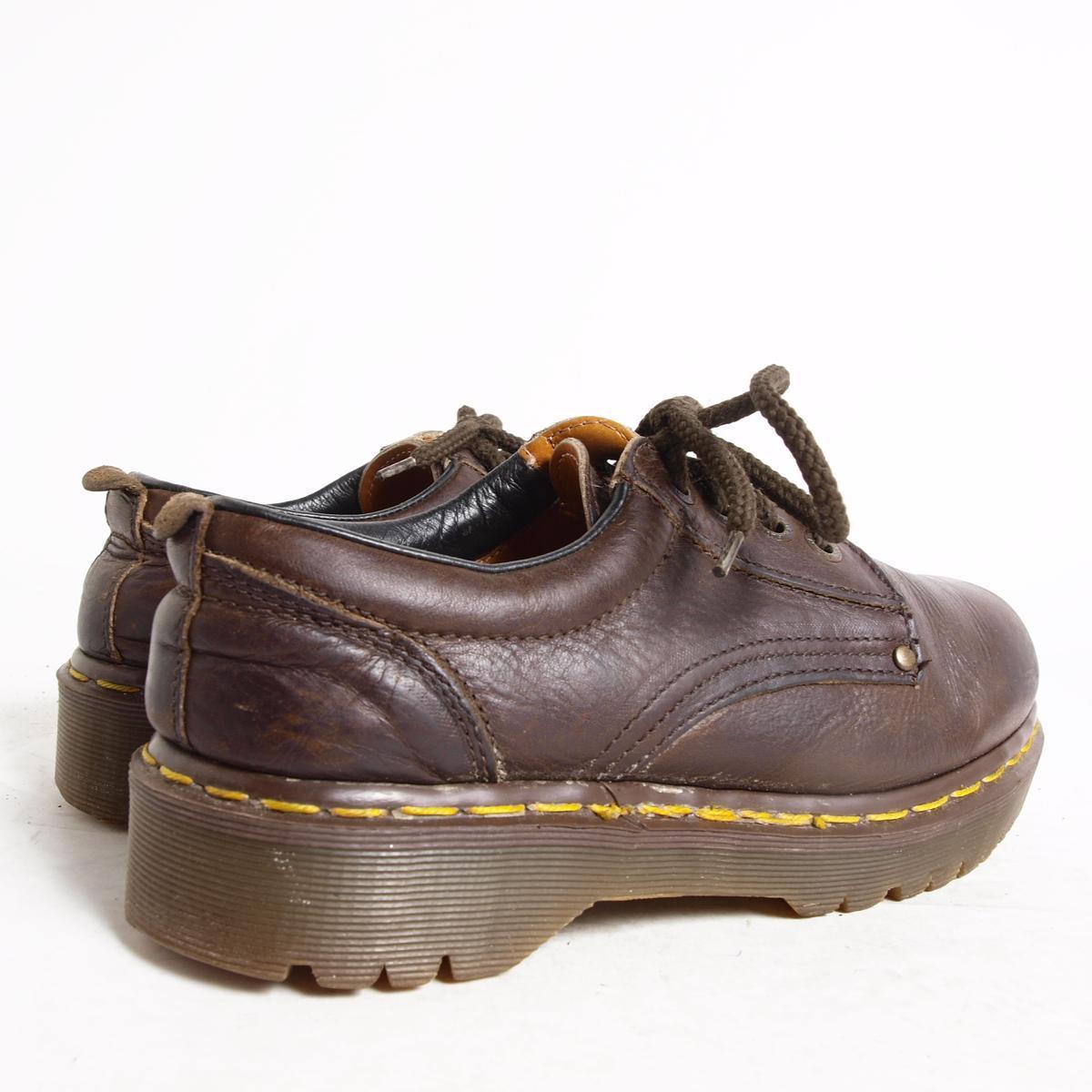 UK7 men 25.5cm /bol1952 made in the doctor Martin Dr.Martens 4 hall shoes U.K.