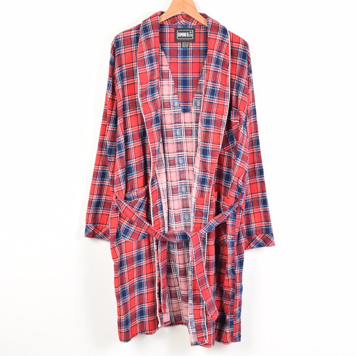 VINTAGE CLOTHING JAM | Rakuten Global Market: OMNI 2 LTD tartan ...