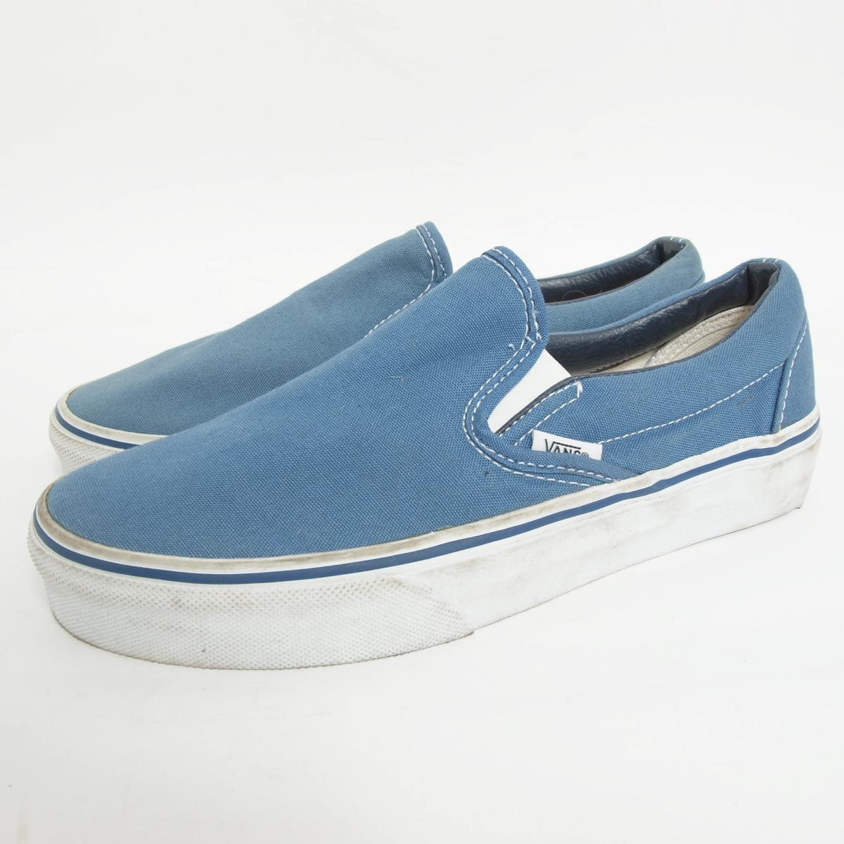 c482e1fa2b9 VINTAGE CLOTHING JAM  Vans VANS SLIP-ON slip-ons sneakers US5.5 ...