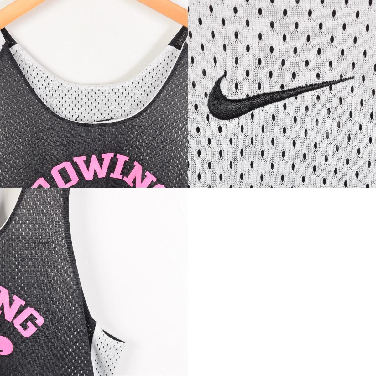 41a9d6d5efe53 VINTAGE CLOTHING JAM  Nike NIKE TEAM reversible mesh tank top men S ...