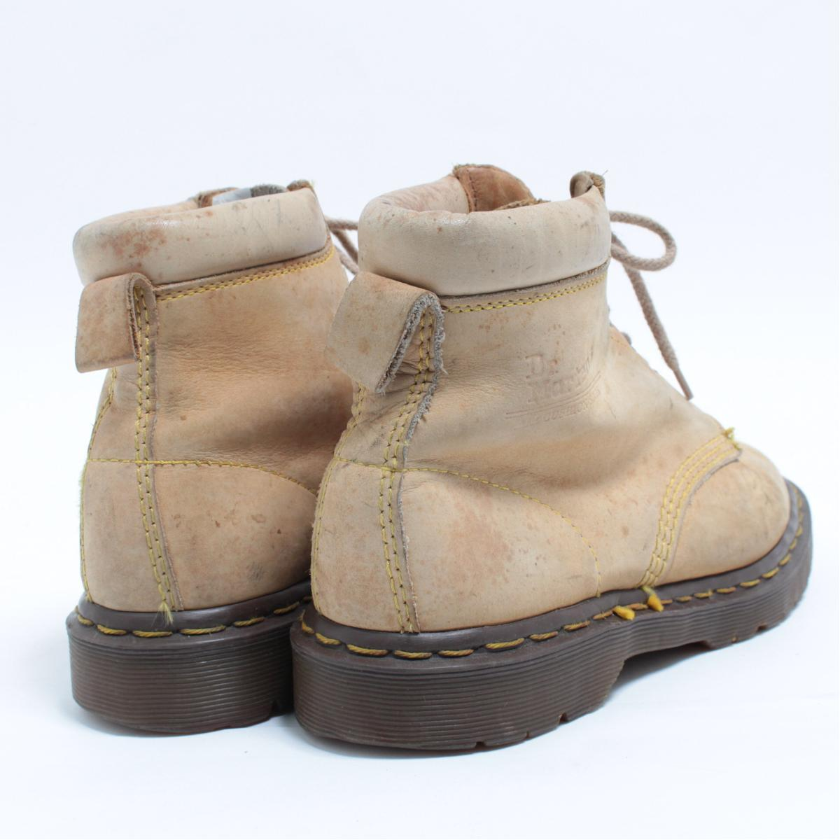 UK5.5 Lady's 24.0cm /bol4687 made in the doctor Martin Dr.Martens 6 hall boots U.K.