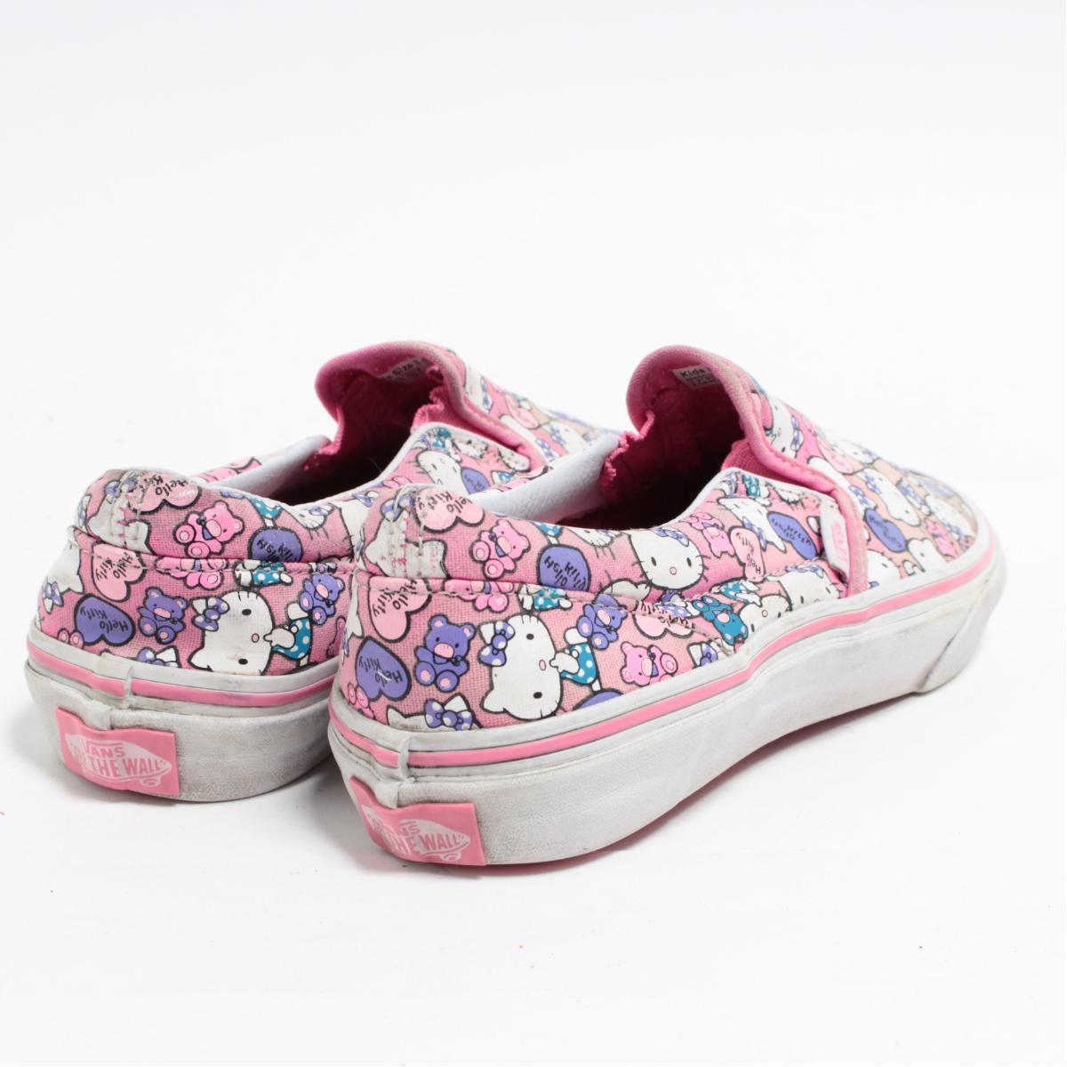 d32dc46a6 VINTAGE CLOTHING JAM: Vans Hello Kitty VANS Hello Kitty SLIP-ON slip ...