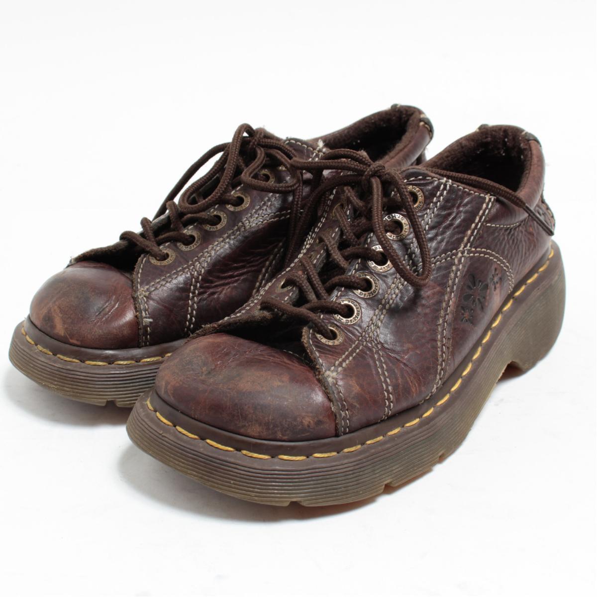 af2871b901d Doctor Martin Dr.Martens monkey boots UK4 Lady's 22.5cm /bol5448
