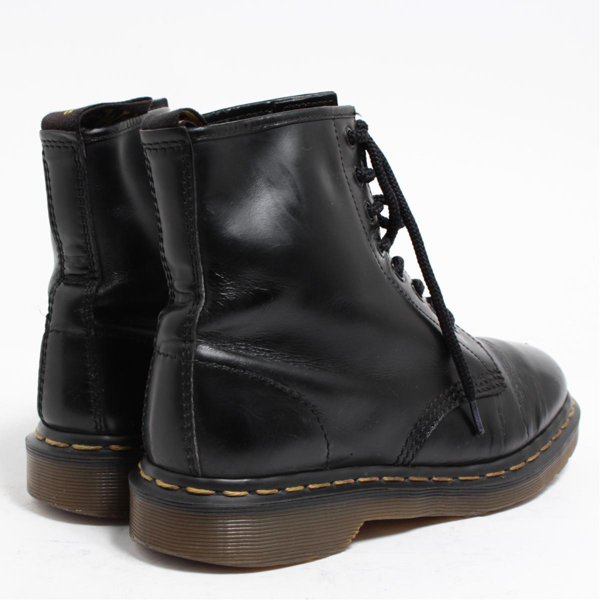 UK6 Lady's 24.5cm /bol8059 made in the doctor Martin Dr.Martens 8 hall boots U.K.