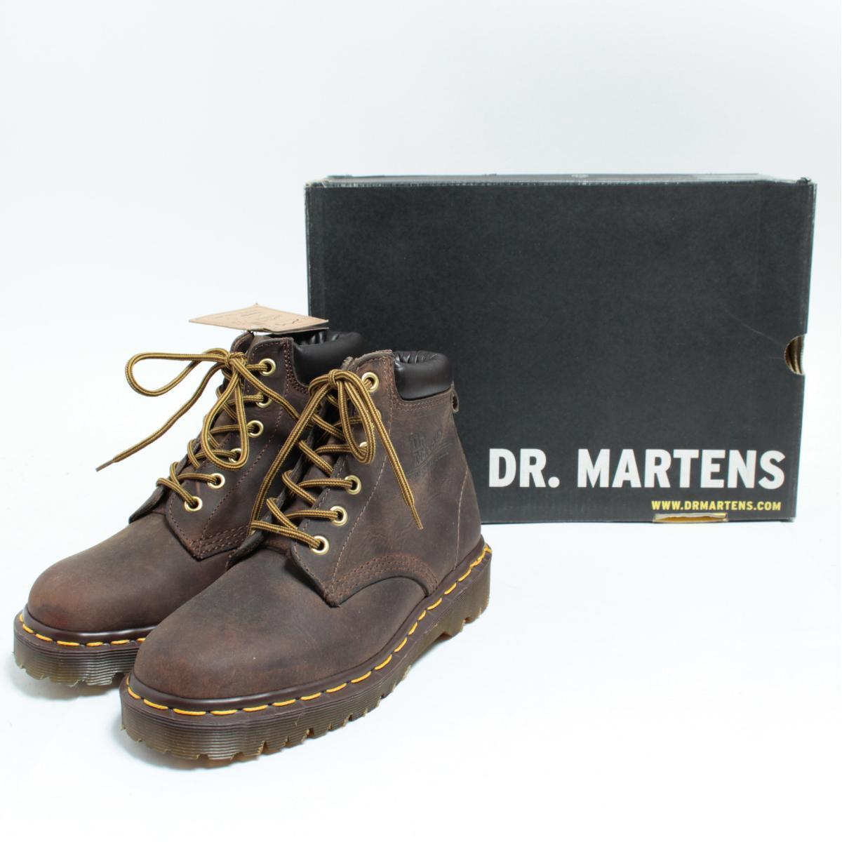 デッドストック DEADSTOCK ドクターマーチン Dr.Martens 6ホールブーツ 英国製 UK3 レディース21.5cm /boj8718 【中古】 【171102】