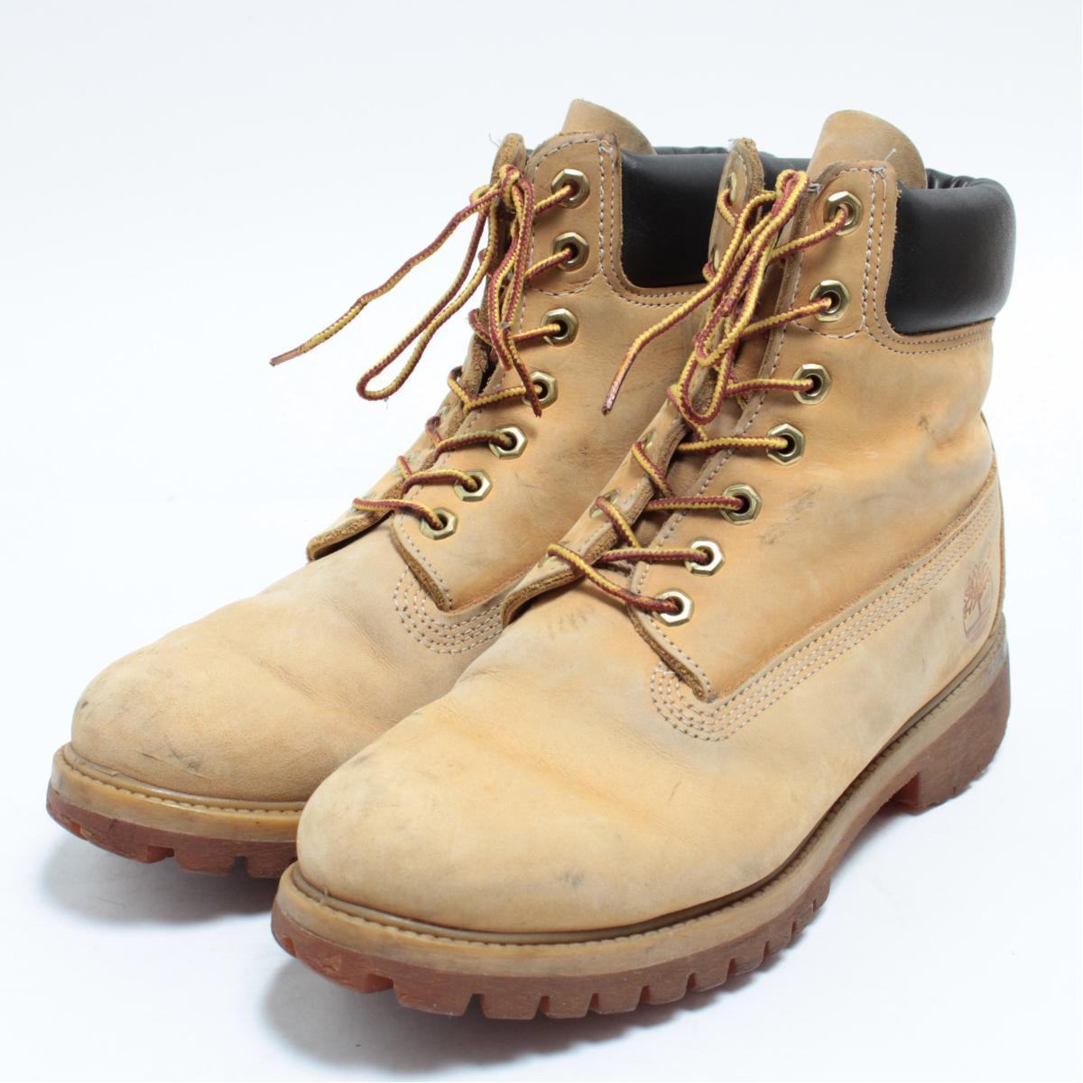 7deda56c841fe 75M men 25.5cm /boj8878 made in Timberland Timberland 6 inches premium  outdoor boots USA