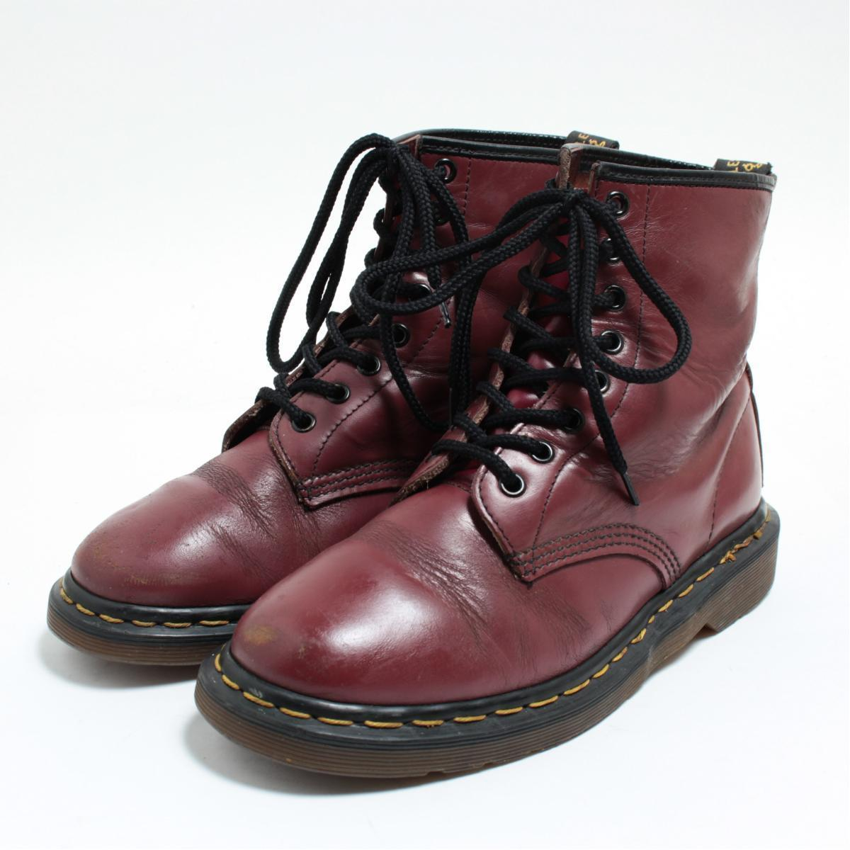 0e5df5cd22eb Men 25.0cm  boj8180 made in the doctor Martin Dr.Martens SKECHERS  collaboration 8 hall boots U.K.
