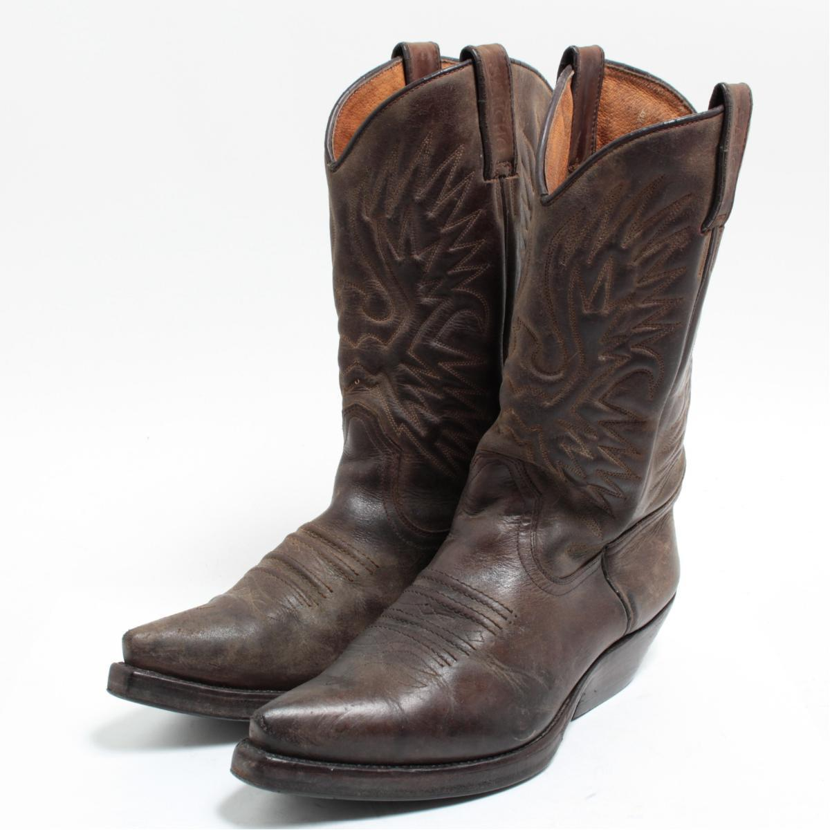 1770acd0c5d Product made in サンチョ SANCHO western boots Spain 42 men's 26.5cm /boj8306