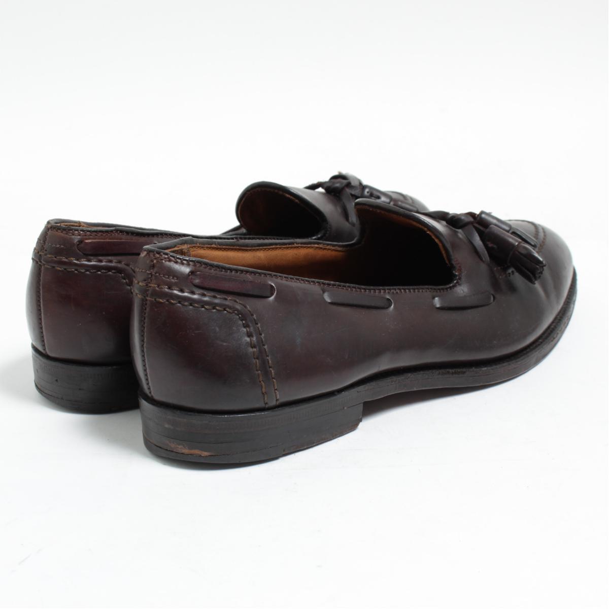 ec664702667 10.5C men 28.5cm  bom0023 made in Brooks Brothers Brooks Brothers ALDEN  tassel loafer USA