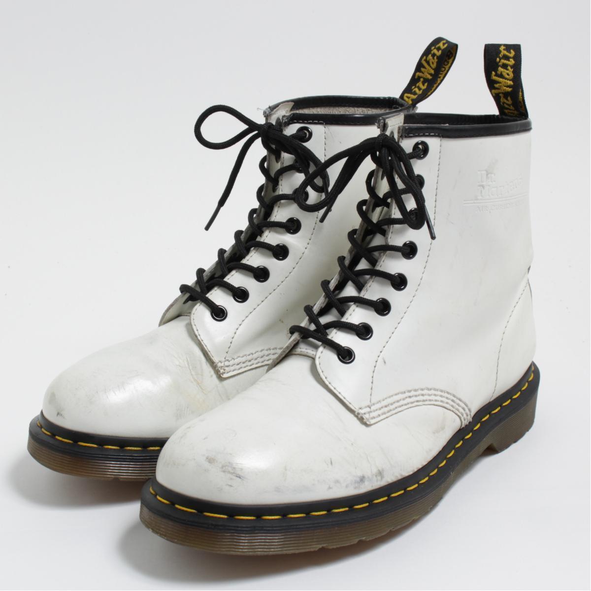 ドクターマーチン Dr.Martens 8ホールブーツ UK8 メンズ26.5cm /bol9103 【中古】 【180122】