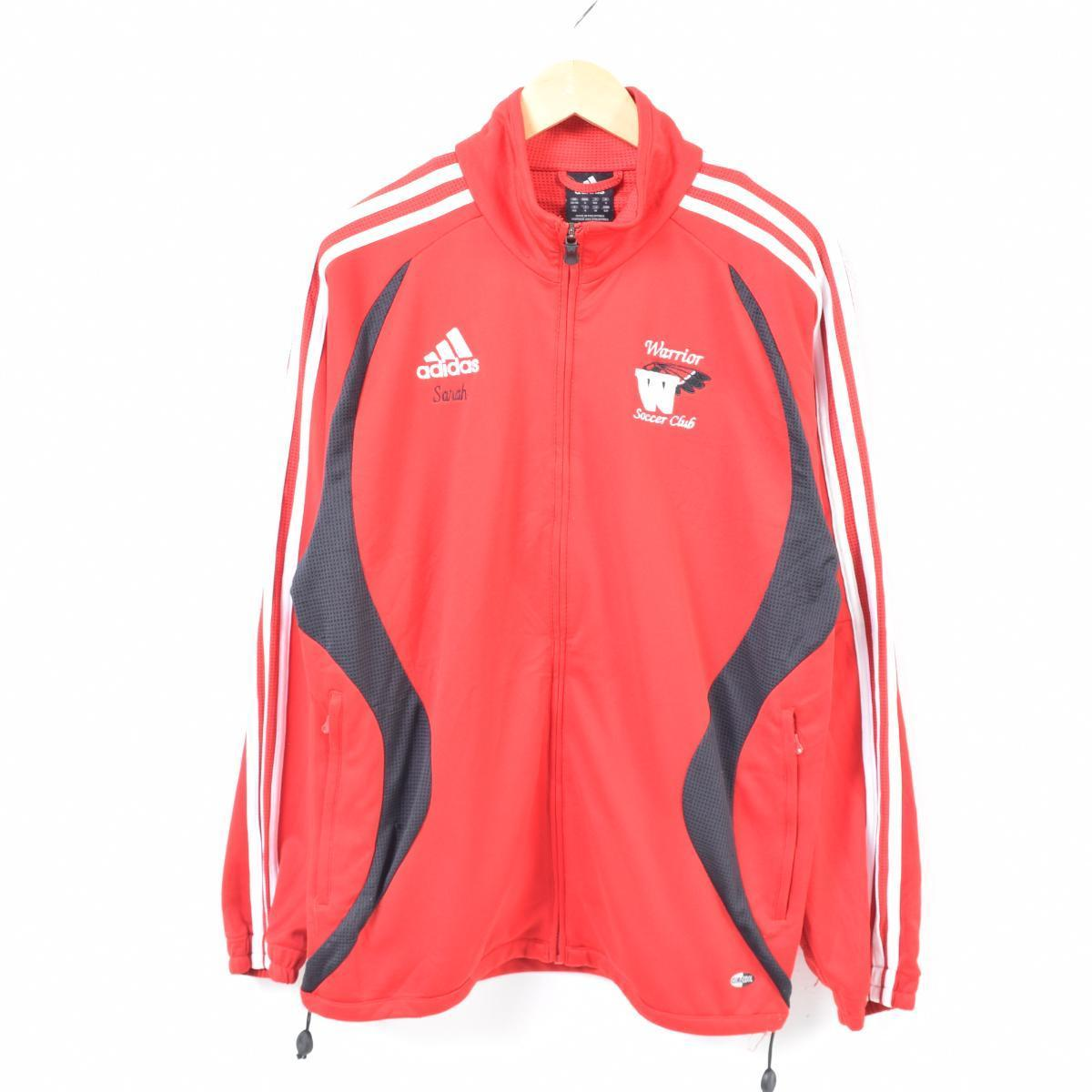 the latest d940a 81a0c Adidas adidas CLIMA COOL jersey truck jacket men M /wao7703