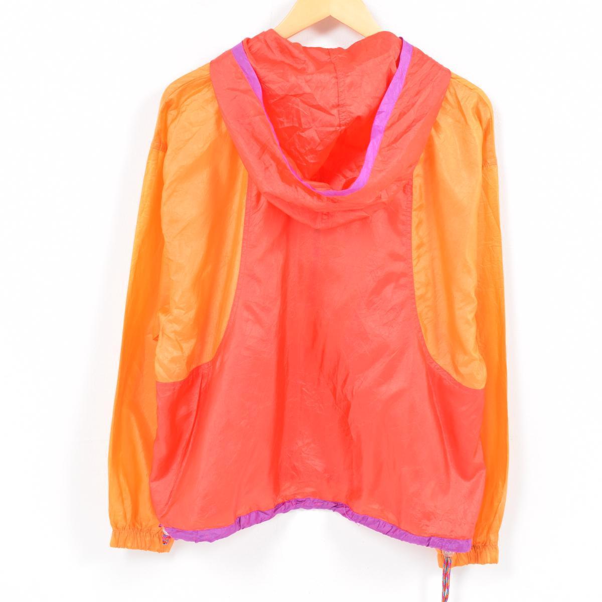 6146820ba82c VINTAGE CLOTHING JAM  90s Nike NIKE ELITE elite half zip nylon parka ...