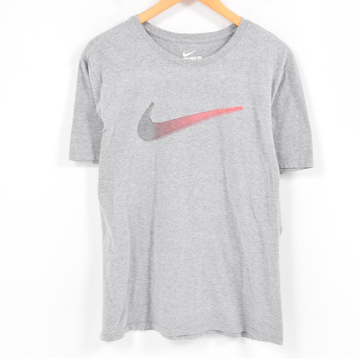 9c522c7bdbe5 VINTAGE CLOTHING JAM  Nike NIKE logo print T-shirt men M  wao1858 ...