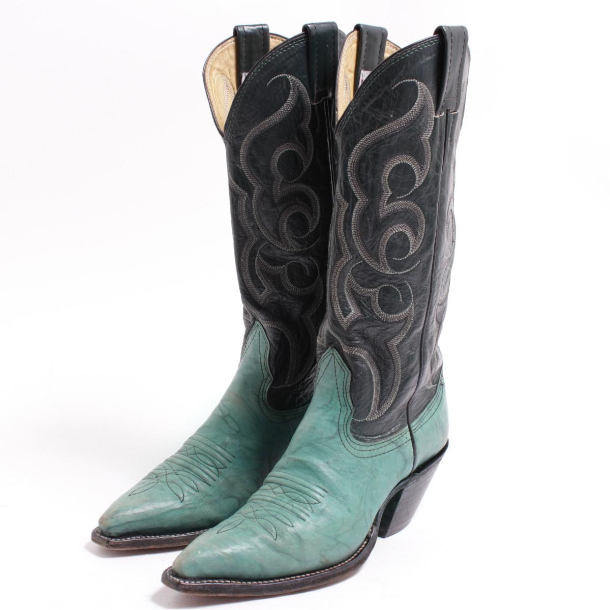 ノコナブーツ Nocona Boots ウエスタンブーツ 5D レディース22.0cm /bom2745 【中古】【古着屋JAM】【古着屋JAM】 【180213】
