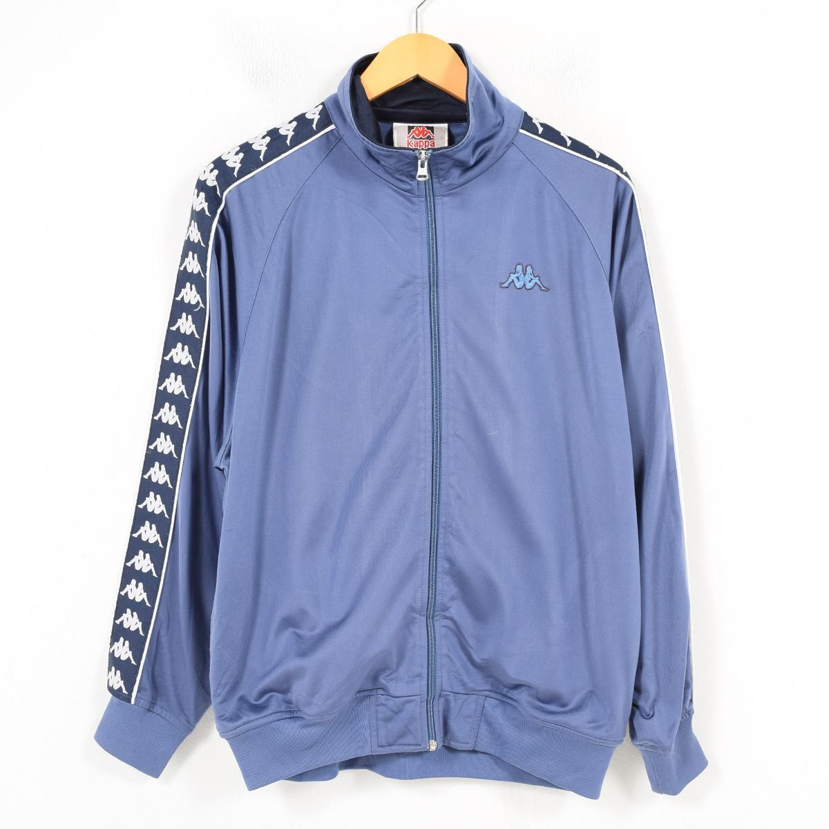 Vintage Clothing Jam 90s Rain Jacket Kappa Jersey Truck Jacket Men