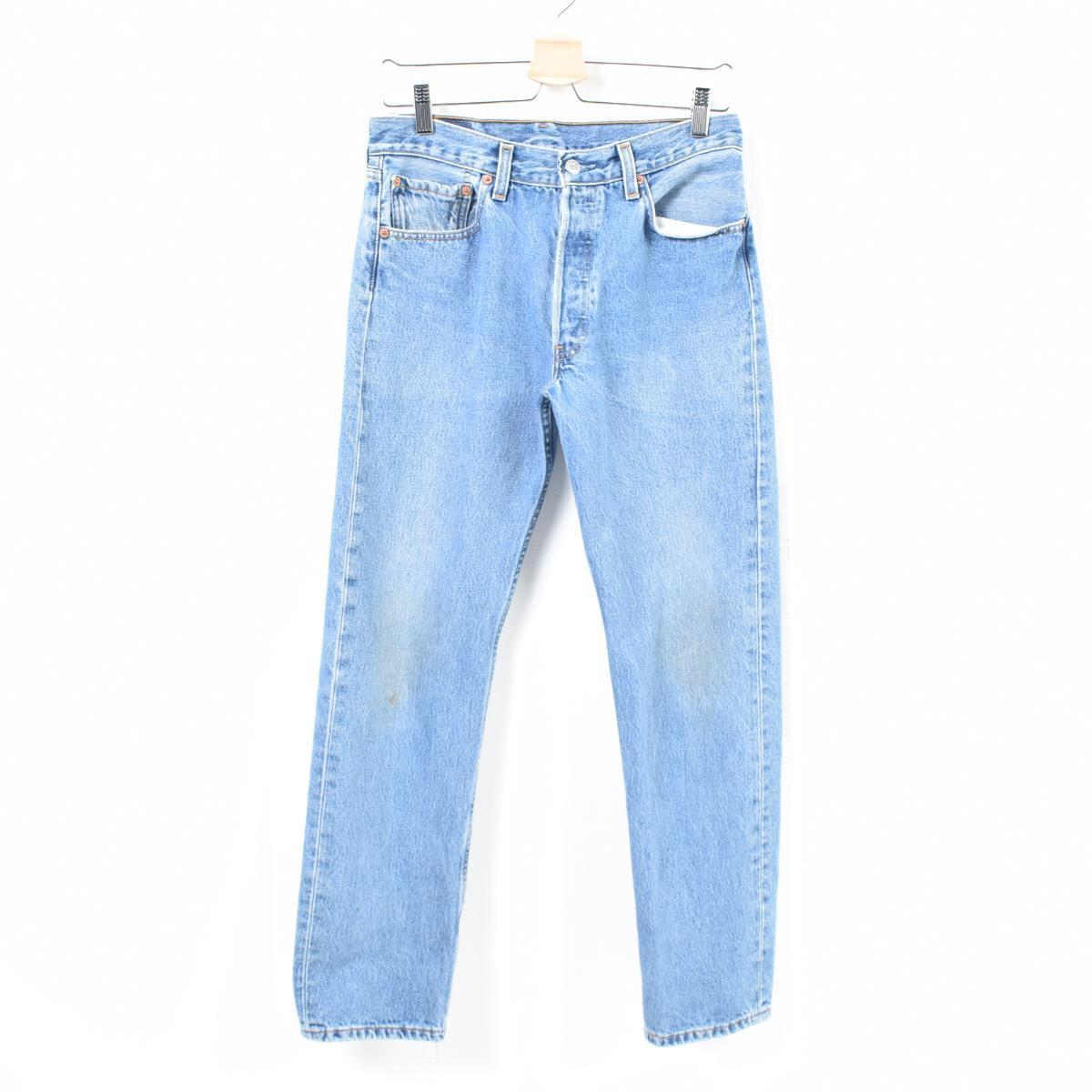 d83d239779a 90s Levis Levi's 501 jeans straight denim underwear men w31 /wan4847 ...