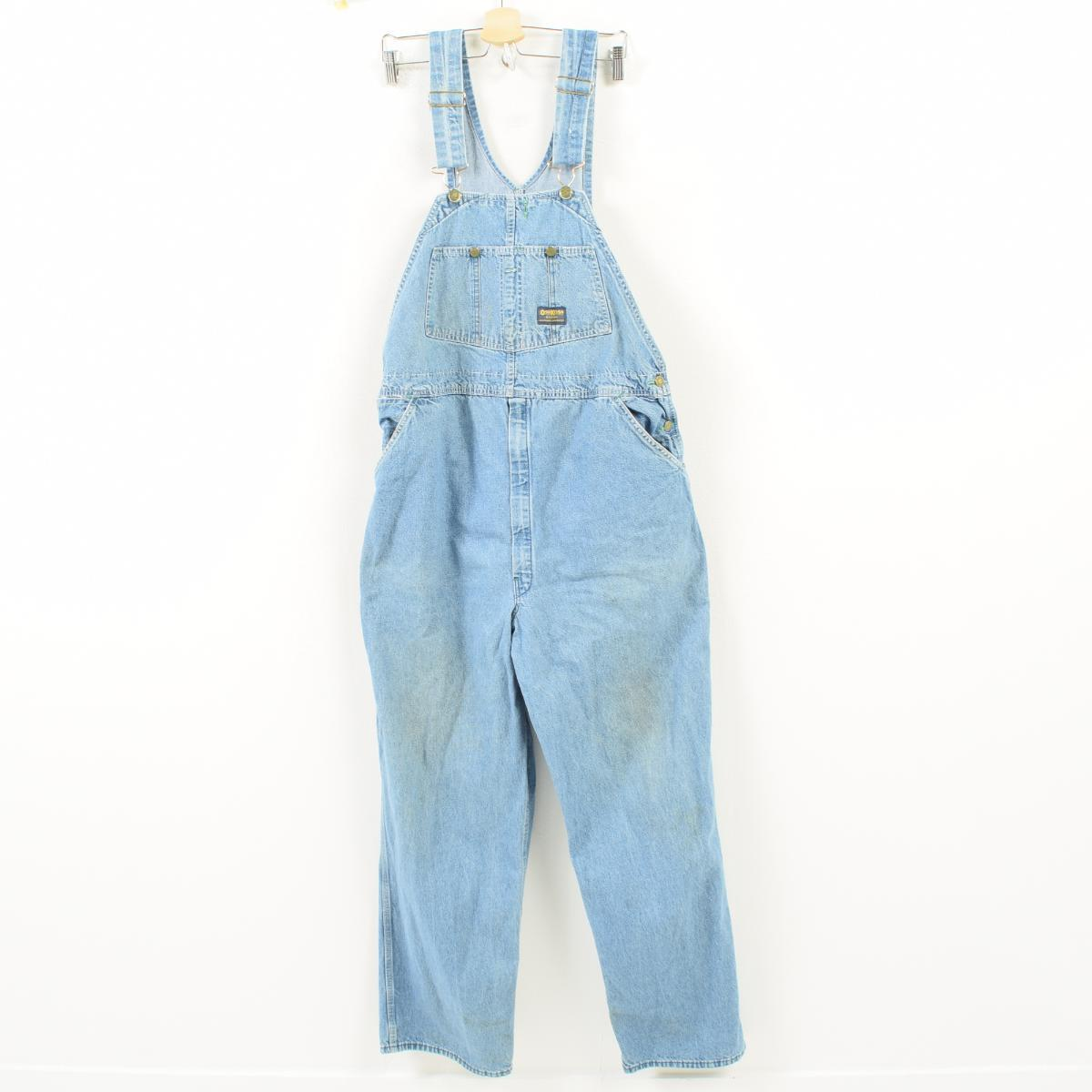 0c2df574c21d Men w42 vintage  wal2823 in the 60s made in Oshkosh Osh kosh denim overall  USA