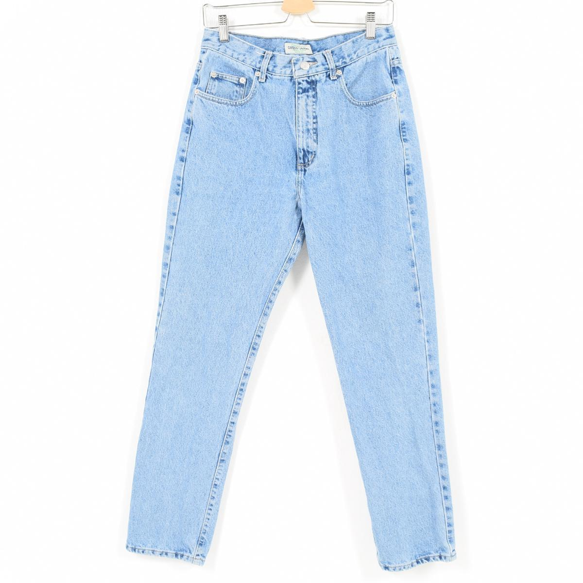 f862eecd43a 90s ゲス Guess JEANS tapered jeans denim underwear men w30  wal4354