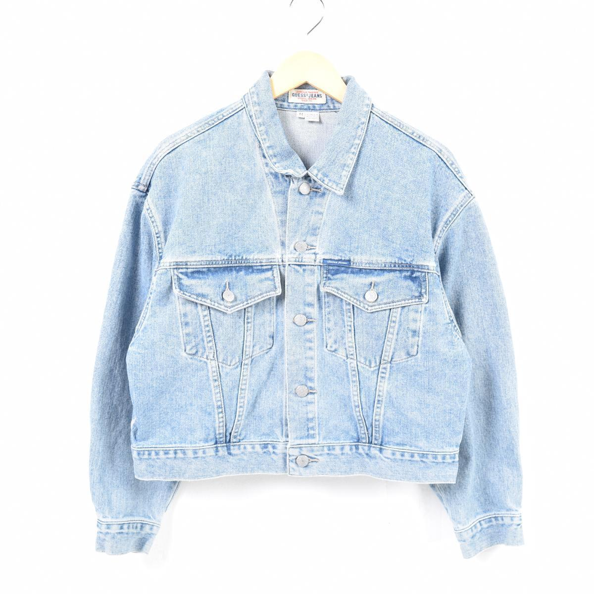 Vintage Clothing Jam 90s ゲス Guess Jeans Denim Jacket G Jean