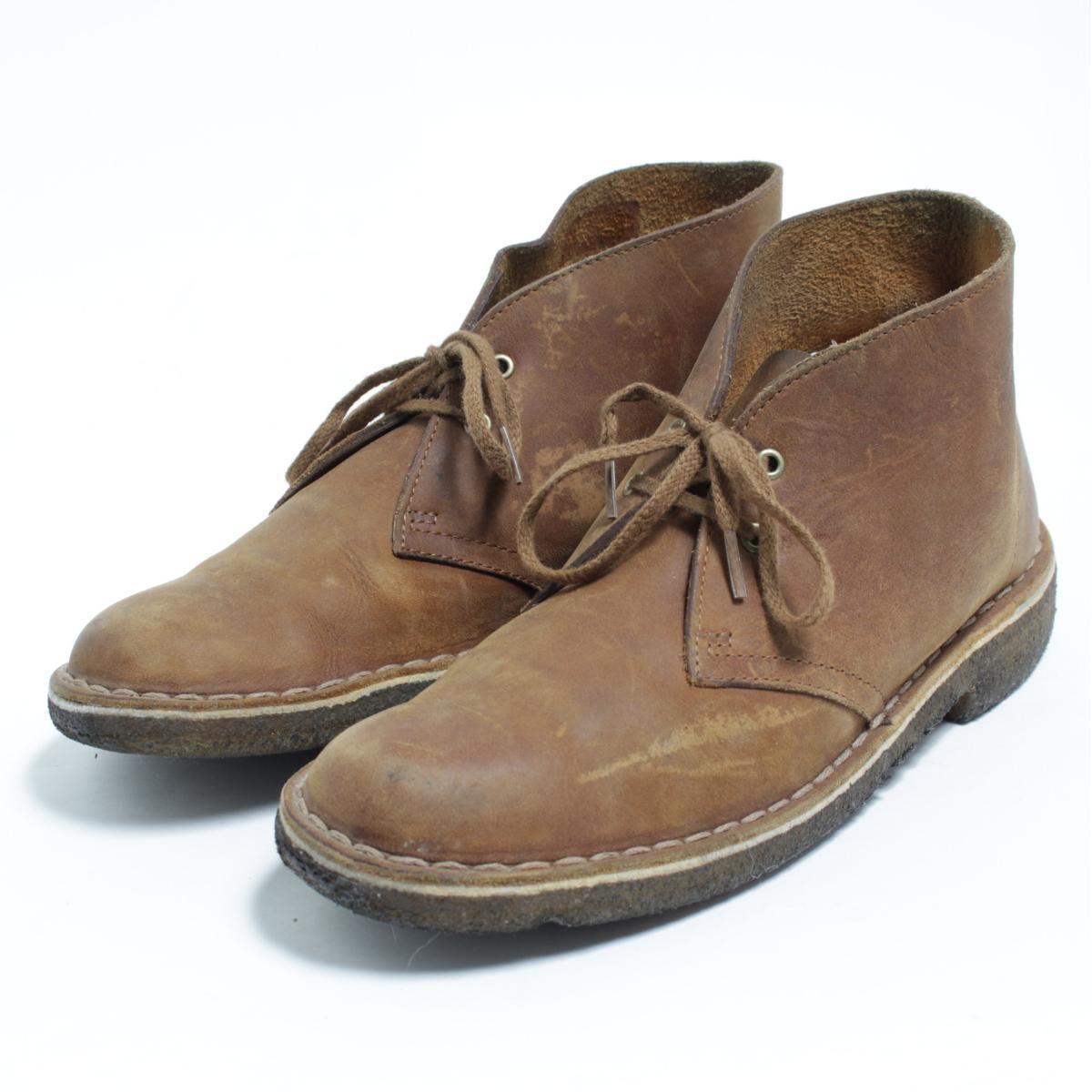 3ee36c9e Kulaki Clarks desert boots 8.5M men 25.5cm /bom2053
