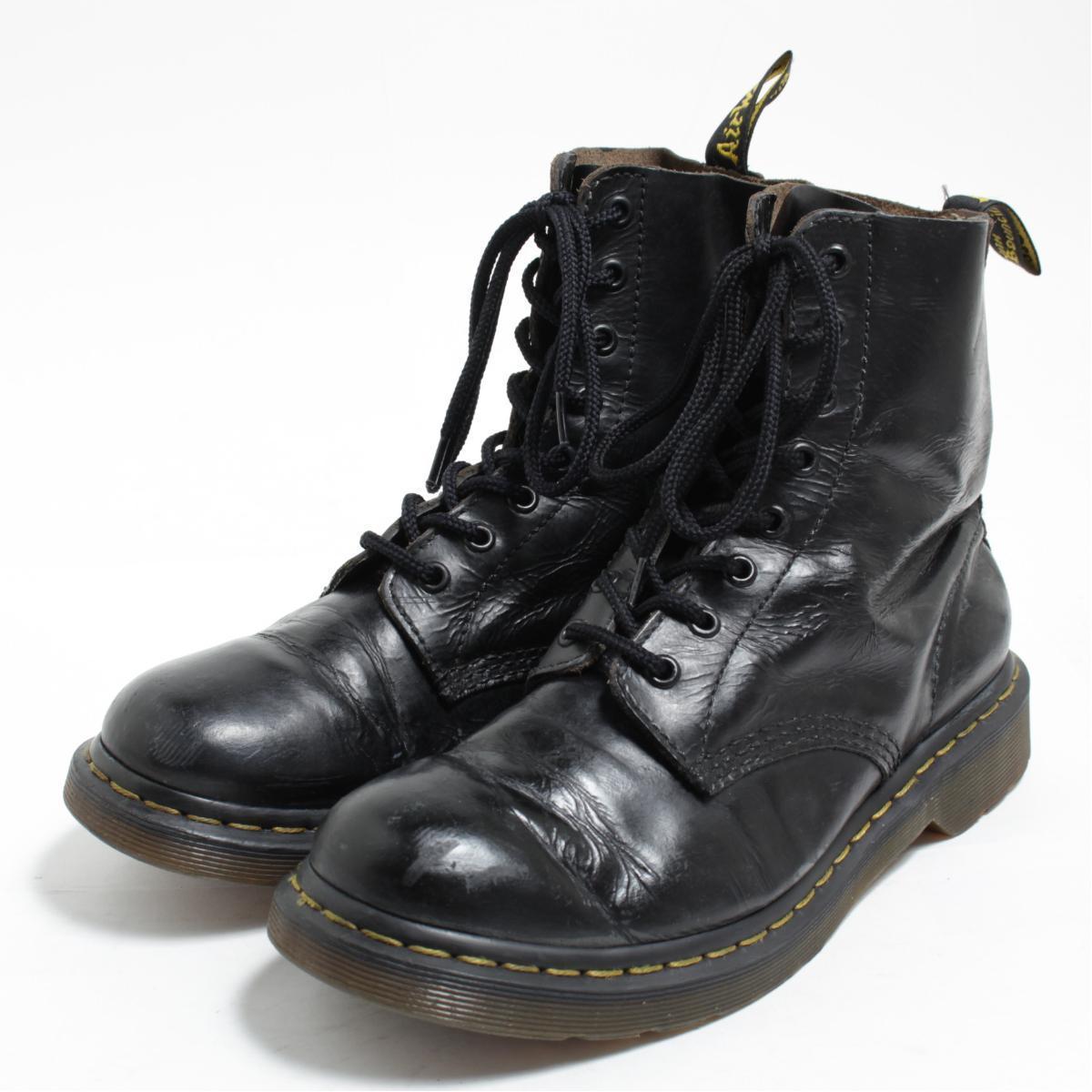 ドクターマーチン Dr.Martens 8ホールブーツ UK8 メンズ26.5cm /bol7168 【中古】 【180316】