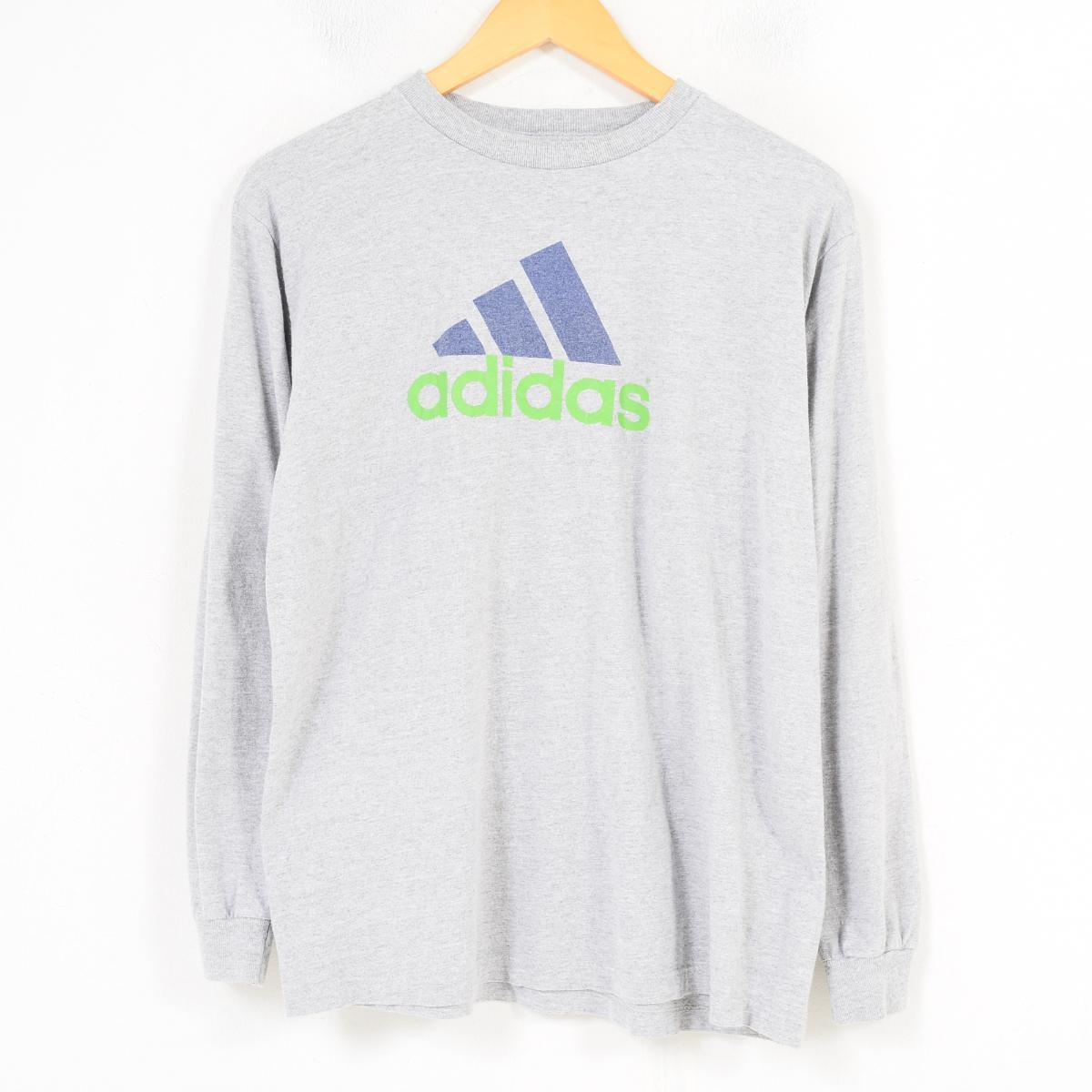 1a6466841 Men S /wap0377 in the 90s made in Adidas adidas long T-shirt Ron ...