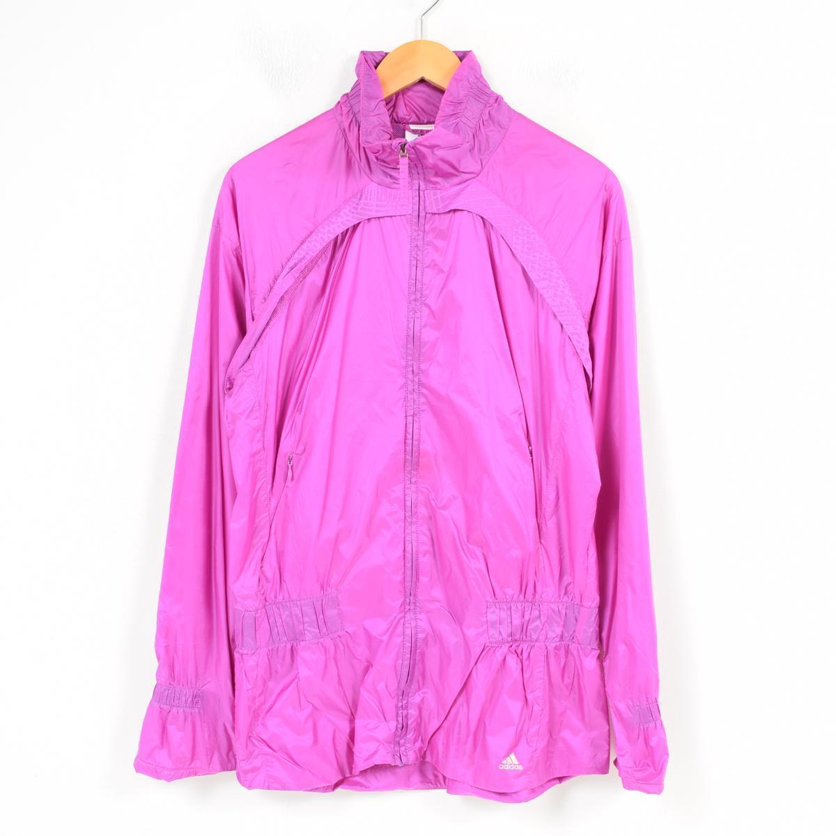 3a37a8654 Adidas adidas adizero nylon jacket Lady's L /wap0422