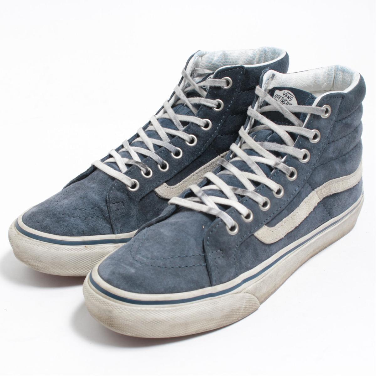 83d29613b0d VINTAGE CLOTHING JAM  Vans VANS SK8-HI high-top sneakers US4.5 ...