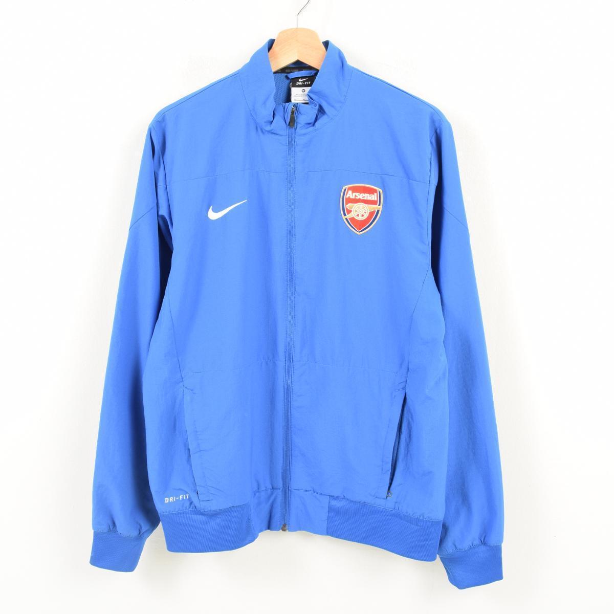 63ccf61172 VINTAGE CLOTHING JAM  Nike NIKE Arsenal Arsenal F.C. windbreaker men ...