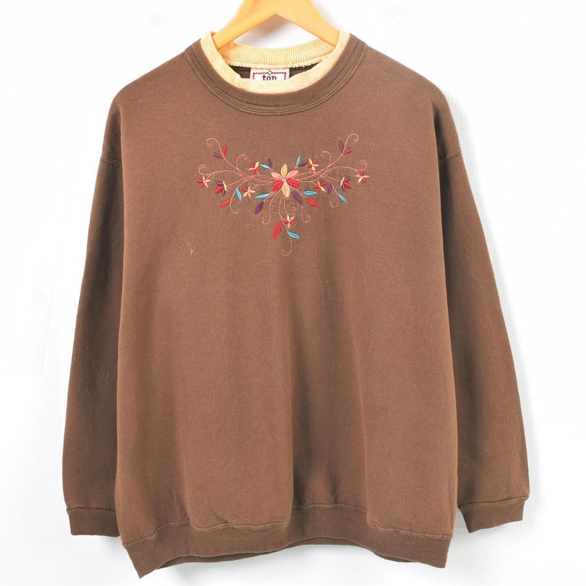 Vintage Clothing Jam Sweat Shirt Trainer Ladys L Wap3309 With The
