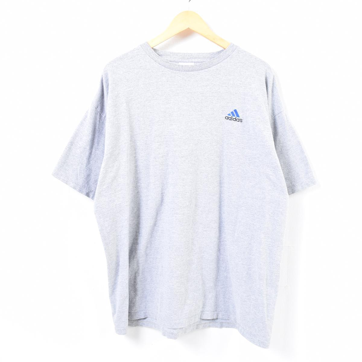 870cb3594 Men XL /war6226 in the 90s made in Adidas adidas one point logo T- ...