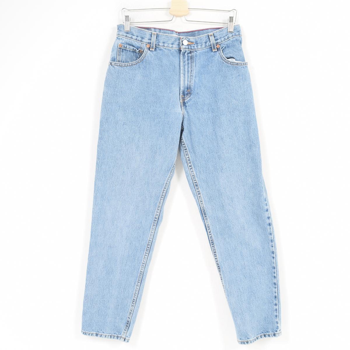 583241913046a Levis Levi s 550 RELAXED FIT TAPERED LEG jeans denim underwear men w32   waq5054