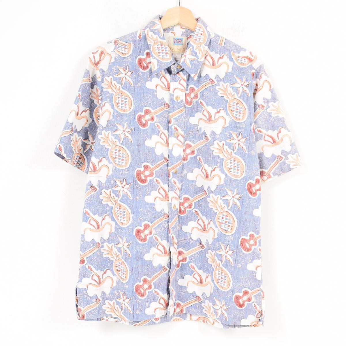 0598d24d6 KAHALA Hawaii Ann Hawaiian shirt / men L. Price5,400 yen(tax-included) /  product number waq3499