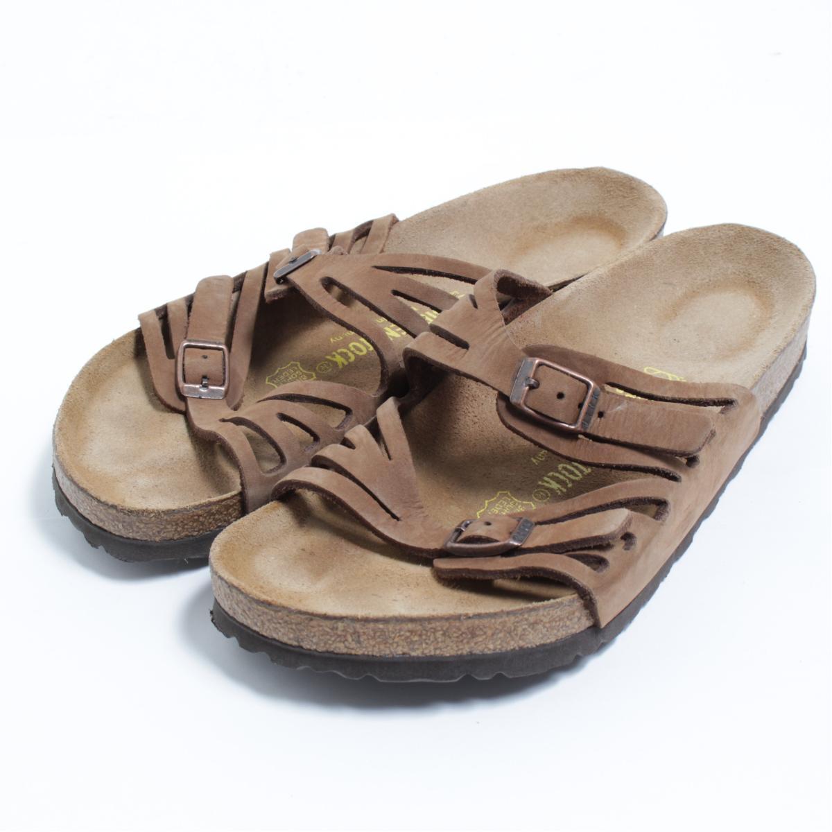 49cac6c8aeba VINTAGE CLOTHING JAM  ビルケンシュトック BIRKENSTOCK comfort sandals ...