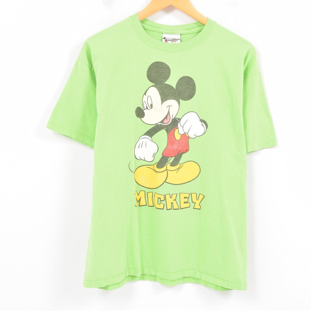 f5701ea8bcf Lady's XL /war8762 made in WALT DISNEY WORLD MICKEY MOUSE Mickey Mouse  Disney character print ...