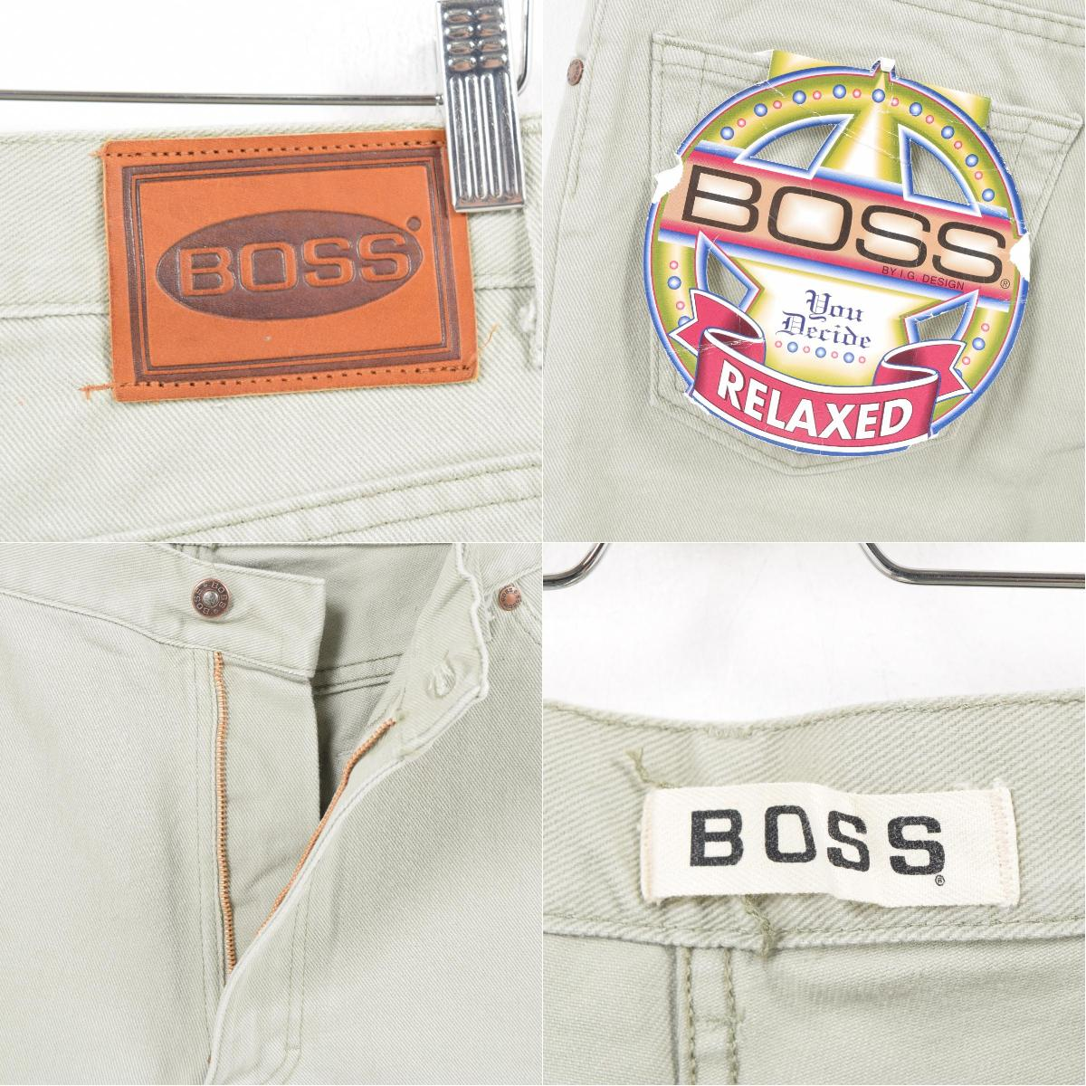 8326ed17 ... Men w35 /war9834 made in boss BOSS color denim shorts short pants USA  with the. Share ...