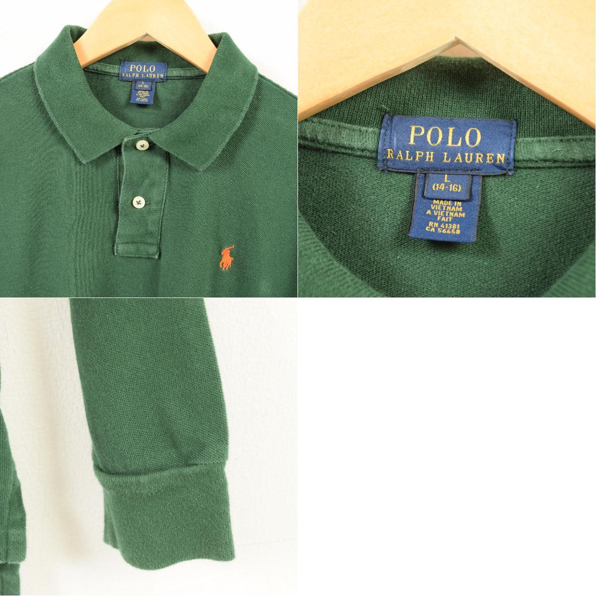 M Long Waq1888 Ralph Polo Lady's Sleeves Shirt Lauren lKcT1JF