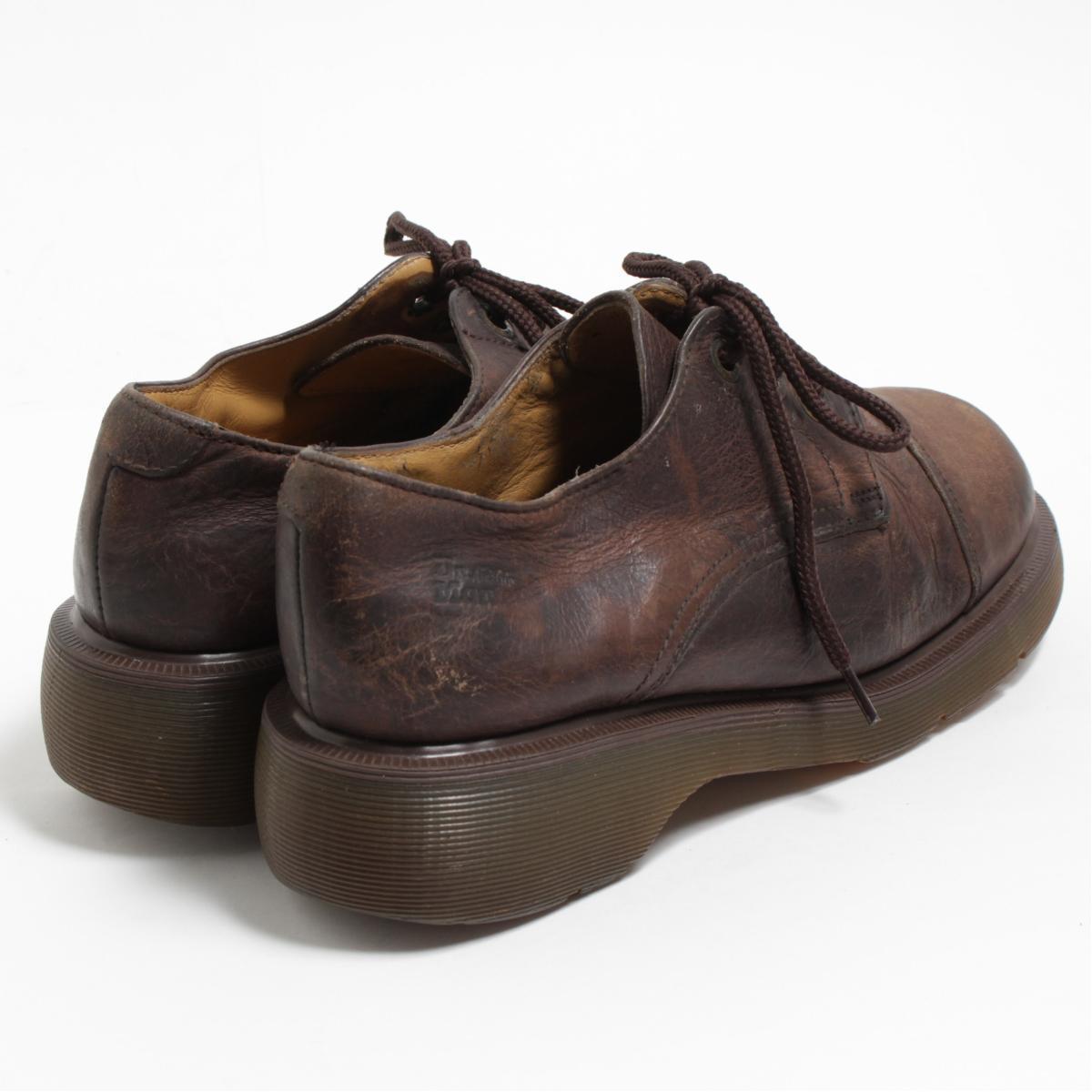 UK7 men 25.5cm /bom7240 made in the doctor Martin Dr.Martens 3 hall shoes U.K.
