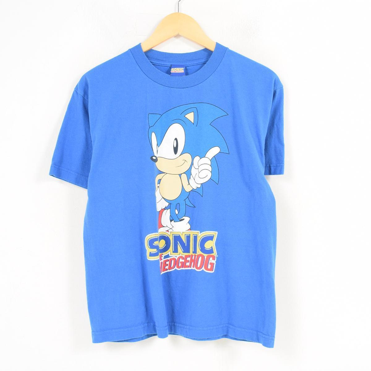 Vintage Clothing Jam Sonic The Hedgehog ソニックザヘッジホッグ