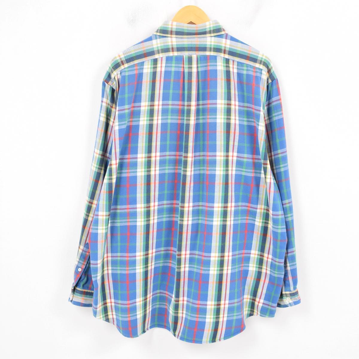 29e26435 ... 90s Ralph Lauren Ralph Lauren POLO by Ralph Lauren long sleeves button- down collar heavy ...