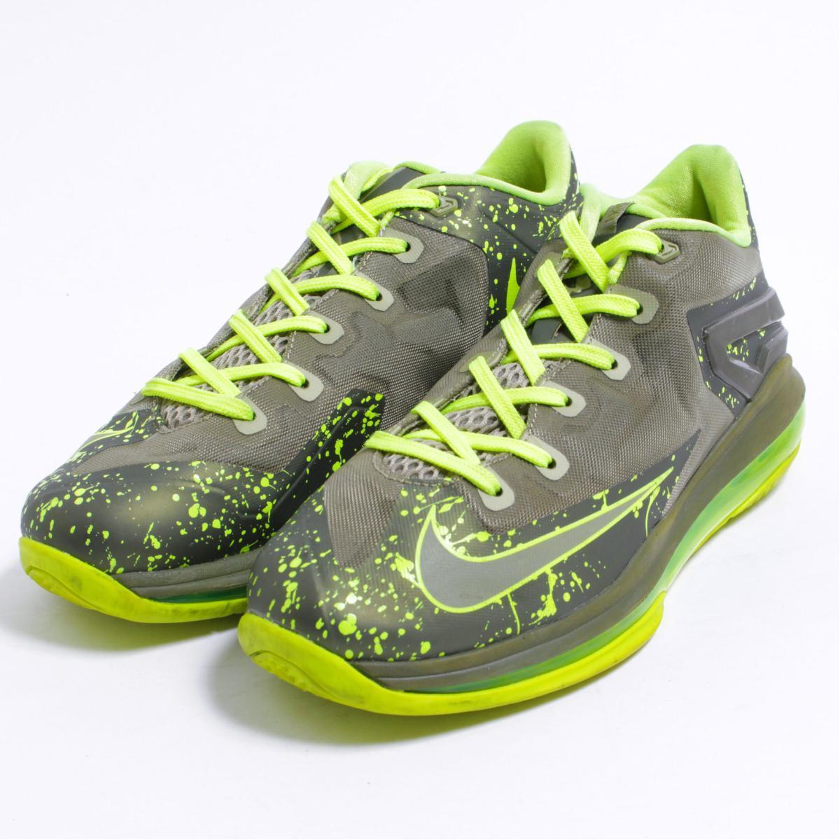 c84d0254be1d VINTAGE CLOTHING JAM  Nike NIKE LEBRON XI MAX LOW sneakers US6.5Y ...
