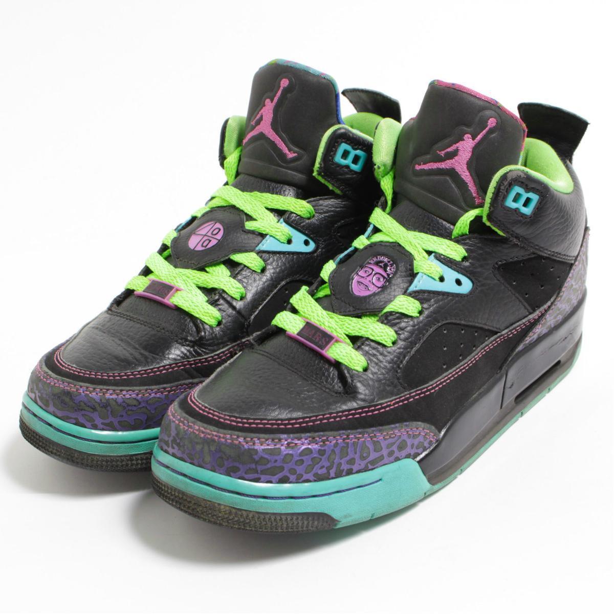 03563740d6b18b Nike NIKE JORDAN SON OF MARS LOW sneakers US7Y Lady s 25.0cm  boo1951