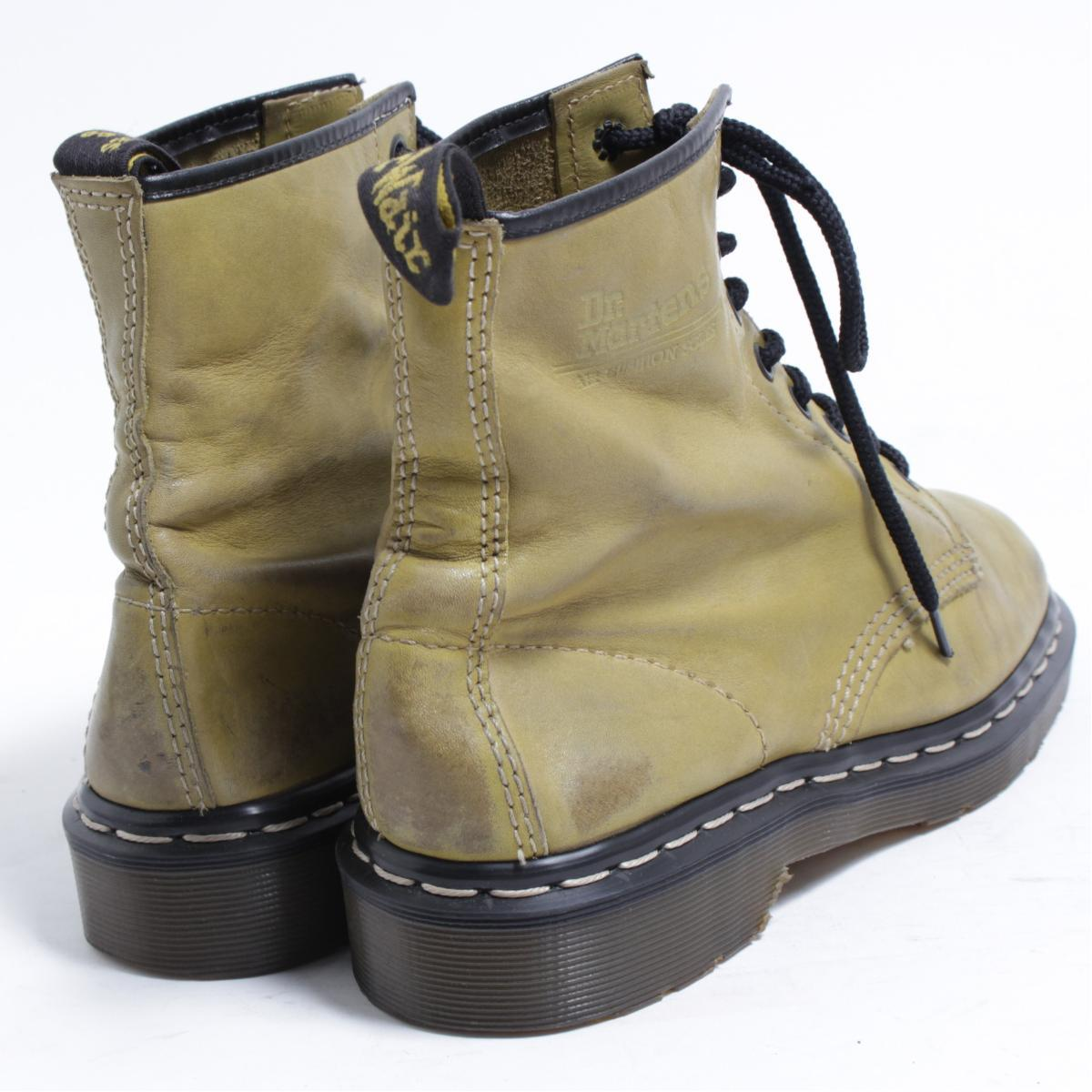 UK6 Lady's 24.5cm /boo1909 made in the doctor Martin Dr.Martens 8 hall boots U.K.