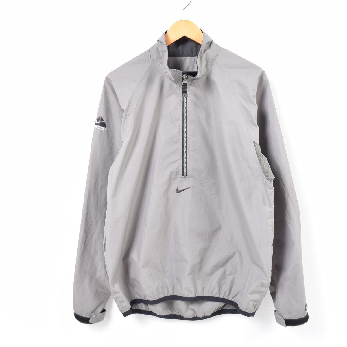Nike NIKE ACG half zip warm up pullover men M waq5485